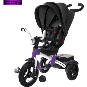 все цены на Lexus Trike ICON 5 RT 3-х колесный велосипед-коляска Vip V5 by Natali Prigaro white/lilac онлайн