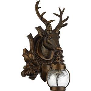 Уличный настенный светильник Favourite 1849-1W favourite настенный светильник favourite wendel 1602 1w