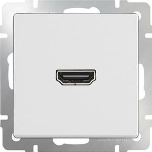 Розетка HDMI Werkel Розетка HDMI белая WL01-60-11