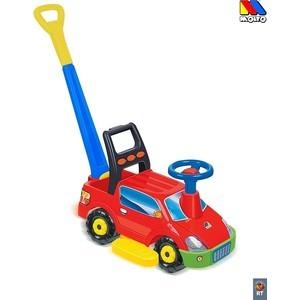 Molto 3552 Автомобиль-каталка Пикап с ручкой