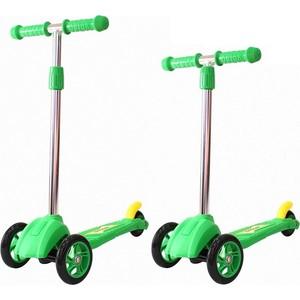 цена на Самокат 3-х колесный RT 16 4в2 MINI ORION зеленый (пакет)