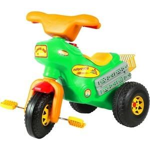 RT ОР399 Велосипед 3-х колесный КРОСС зеленый