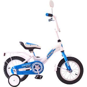 RT KG1221 2-х колесный велосипед ALUMINIUM BA Ecobike 12, 1s (голубой) велосипед двухколёсный rich toys ba camilla 14 1s розовый kg1417