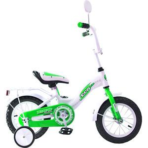 RT KG1221 2-х колесный велосипед ALUMINIUM BA Ecobike 12, 1s (зеленый) велосипед двухколёсный rich toys ba camilla 14 1s розовый kg1417