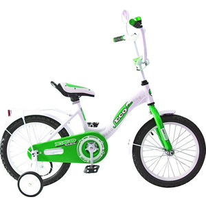 RT KG1421 2-х колесный велосипед ALUMINIUM BA Ecobike 14, 1s (зеленый) level 3 sweeney todd book and multi rom with mp3 pack