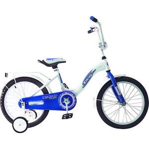 RT KG1621 2-х колесный велосипед ALUMINIUM BA Ecobike 16, 1s (голубой) велосипед двухколёсный rich toys ba camilla 14 1s розовый kg1417