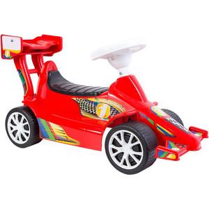RT ОР894 Каталка Гоночный Спорткар Super Sport 1 цвет красный