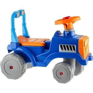 RT ОР931 Каталка Трактор В сине-оранжевый rt
