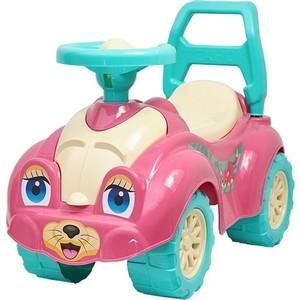 RT Т0823 Каталка ZOO Animal Planet Заяц розовая