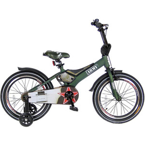 Velolider RA18 2-х колесный велосипед 18 RUSH ARMY хаки