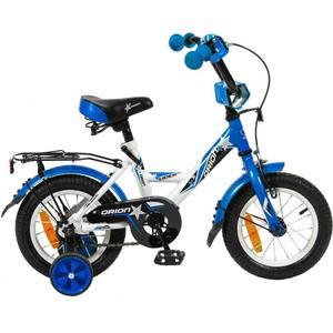 Velolider VO12BS 2-х колесный велосипед 12 LIDER ORION белый/синий велосипед velolider rush army 18 ra18 хаки