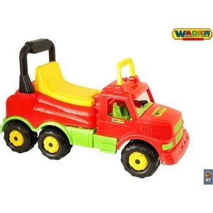 Wader 43634 Каталка автомобиль Буран-1 машины wader автомобиль констрак полиция