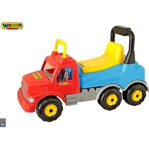 Wader 43801 Каталка автомобиль Буран-2 машины wader автомобиль констрак полиция