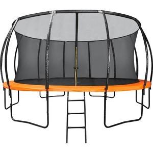 Батут внутренняя сетка, лестница DFC Trampoline Kengoo 16FT-TR-E-BAS цена