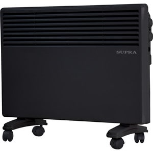 Конвектор Supra ECS-415 черный конвектор supra ecs 410 1000вт белый