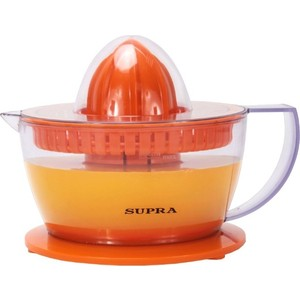 Соковыжималка Supra JES-1027 оранжевый соковыжималка supra jes 1029 черный серебристый
