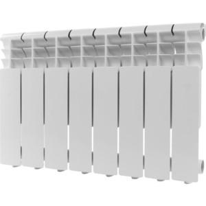 Радиатор отопления ROMMER Profi 350 алюминиевый 8 секций (AL350-80-80-080)