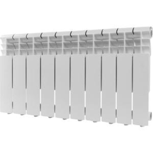 Радиатор отопления ROMMER Profi 350 алюминиевый 10 секций (AL350-80-80-080)