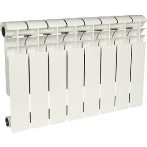 Радиатор отопления ROMMER Profi BM 350 биметаллический 8 секций (BI350-80-80-130) радиатор отопления rommer optima bm 500 биметаллический 8 секций