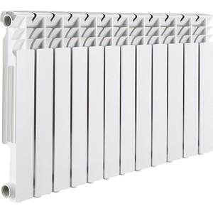 Радиатор отопления ROMMER Optima BM 500 биметаллический 12 секций радиатор отопления global алюминиевые vox r 500 12 секций