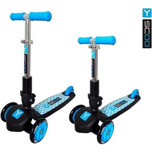 Y-Scoo Y-SCOO RT TRIO 120 blue