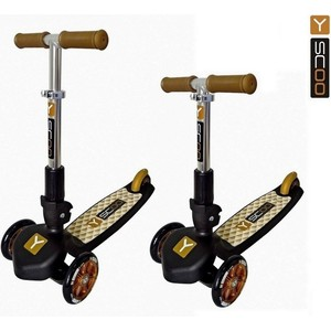 Y-Scoo Y-SCOO RT TRIO 120 gold