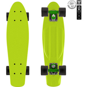 Y-Scoo 401-L Скейтборд Fishskateboard 22