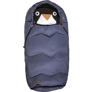 Муфта для ног Voksi Urban Melange Blue 3132603 конверт детский voksi voksi конверт зимний urban melange blue