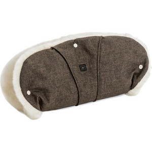 Муфта для рук Moon Hand Muff Dark Brown Melange (978)