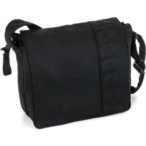 Сумка для коляски Moon Messenger Bag Black Melange (980)