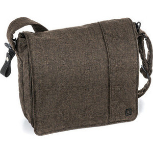Сумка для коляски Moon Messenger Bag Dark Brown Melange (978) сумка playstation shaped messenger bag