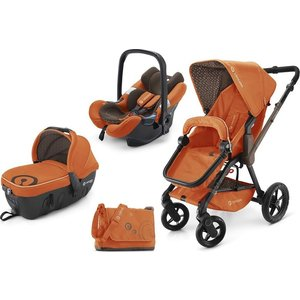 Коляска 3 в 1 Concord Wanderer Travel Set (3 в 1) Rusty Orange 2015
