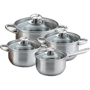 где купить Набор посуды 4 предмета Kelli KL-4202 дешево