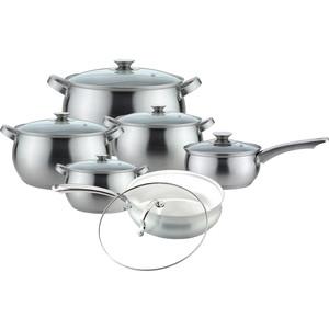 Фотография товара набор посуды 9 предметов Kelli KL-4203 (630350)