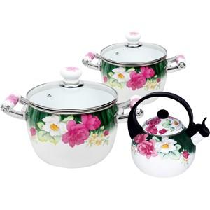 Набор посуды 5 предметов Kelli (KL-4184)