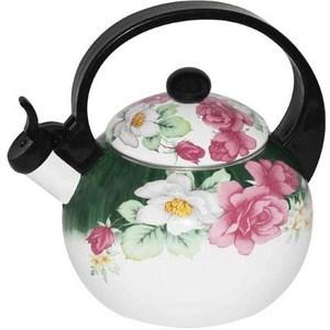 Чайник эмалированный 2.5 л Kelli KL-4153 сковорода taller tr 4153