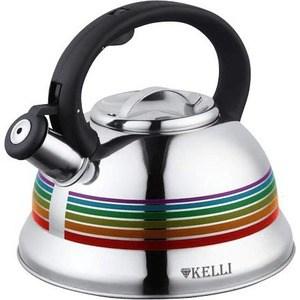 Чайник 3 л Kelli KL-4314  цена