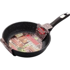 Сковорода d 22 см Катюша Мрамор (Кт-3722) сковорода для блинов d 26 см катюша кт 9226