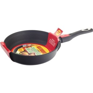 Сковорода со съемной ручкой d 22 см Катюша Классика (Кт-5022) сковорода d 22 см со съемной ручкой bekker grey marble bk 3788