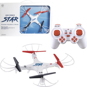 1Toy GYRO-Star квадрокоптер (Т58986) квадрокоптер wingsland minivet ws minivet 5