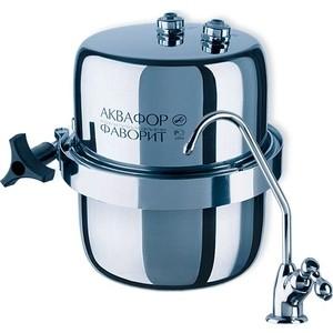 Аквафор Фаворит В150 проточный водоочиститель под мойку аквафор фаворит в150
