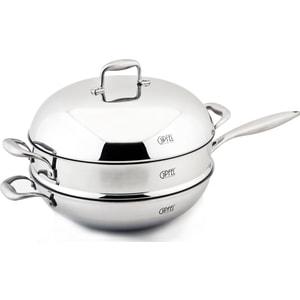 Сковорода-вок d 32 см Gipfel Osten (1612) сковорода d 26 см gipfel shafran 0670