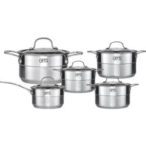 Набор посуды 10 предметов Gipfel Gala (1539) цена