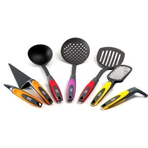 Набор кухонных инструментов 7 предметов Gipfel Tramonto (6472) набор кухонных инструментов 6 предметов gipfel mintaka 6487
