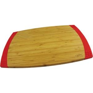 Разделочная доска 45.7х30.5х2.1 см Gipfel Bamboo (3118) доска разделочная 28 2х23х1 6 см красная пластмассовая gipfel гипфел 36 1286171