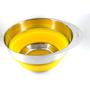 Фотография товара миска складная Gipfel Желтая (2606) (631594)