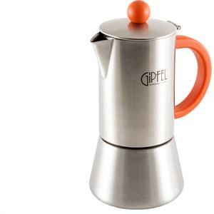 Гейзерная кофеварка 0.2 л/ 4 чашки Gipfel Crupp (5316)