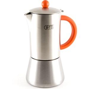 Гейзерная кофеварка 0.5 л/ 10 чашек Gipfel Crupp (5318) gipfel