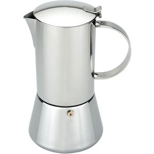 Гейзерная кофеварка 4 чашки Gipfel Isabella (7118) vigar flower power 7118