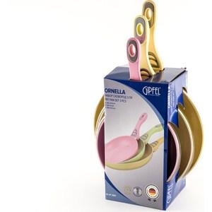 Набор сковородок 3 предмета Gipfel Ornella (2501) cd 2501 в харькове